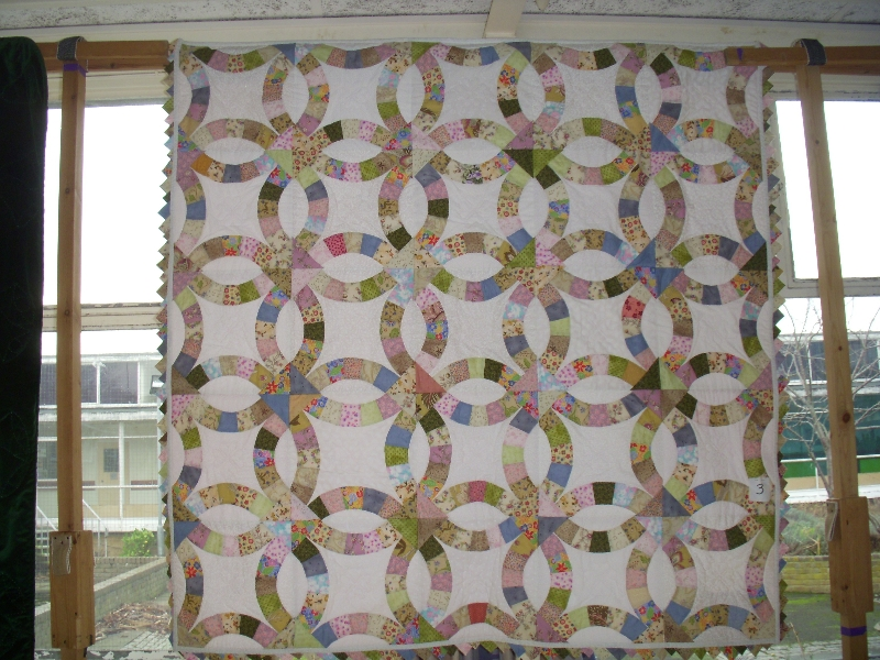Untitled – a group quilt